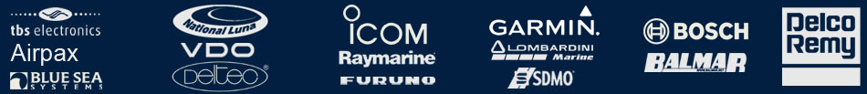 Marine electrical assemblies